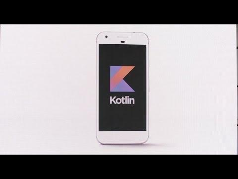 اول تطبيق اندرويد بلغة كوكل جديدة  - Kotlin for Android