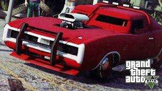 gta 5 rare secret cars new secret imponte duke odeath spawn location - Gta V Secret Cars