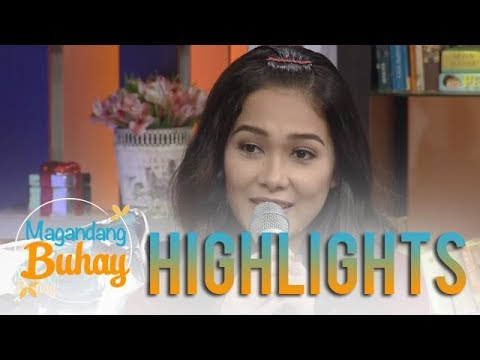 Magandang Buhay: Maja Salvador receives birthday messages from her loveones