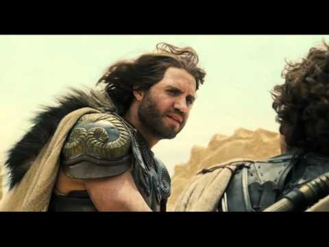 Wrath Of The Titans clip - 'We're Brothers'