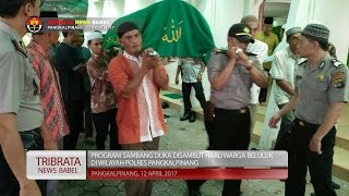 PROGRAM SAMBANG DUKA MENUAI HARU WARGA DESA BELULUK #TRIBRATA NEWS