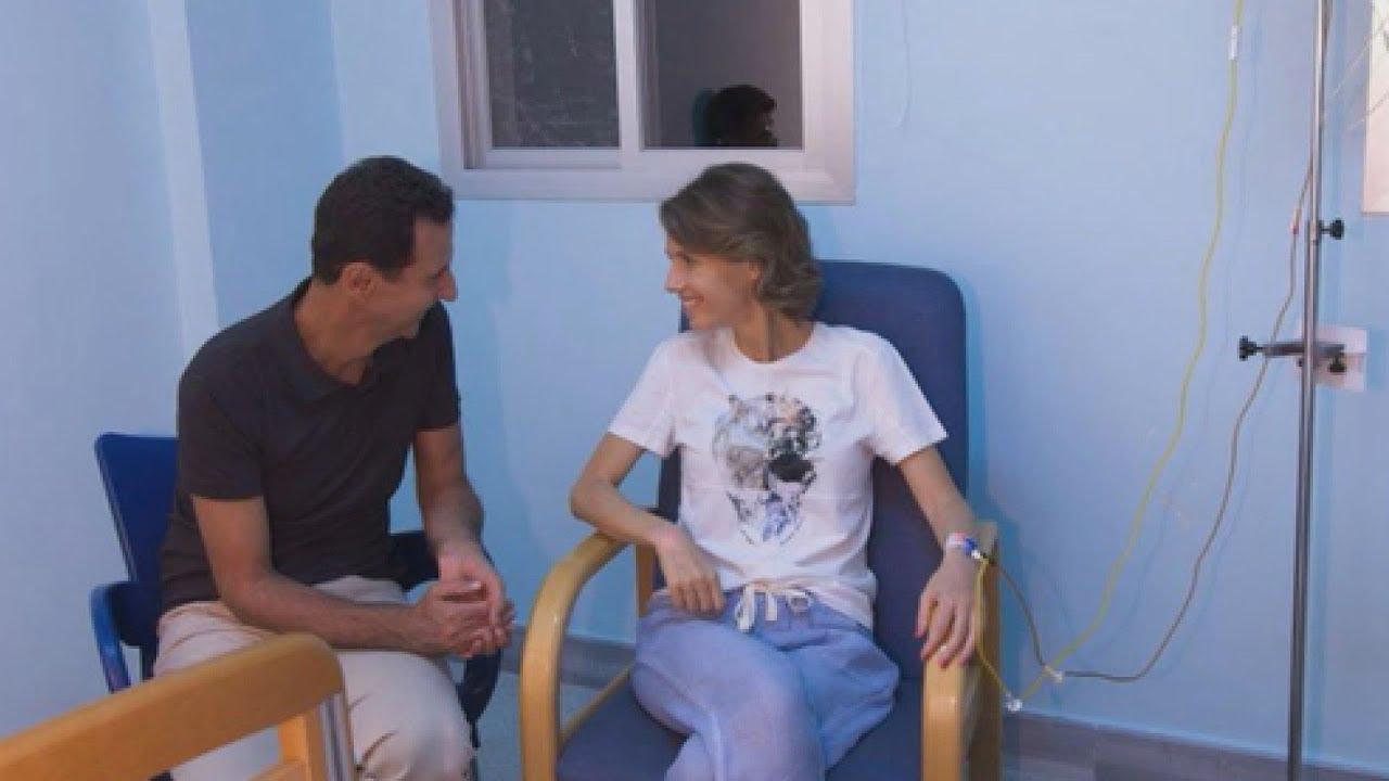 Συρία: Από καρκίνο του μαστού πάσχει η γυναίκα του Άσαντ