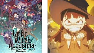 Nonton Ah Anime Review Little Witch Academia Ep Movie  2013   2015  Film Subtitle Indonesia Streaming Movie Download