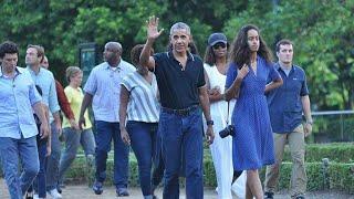 Video Woww...! Total Pengeluaran Obama Liburan 6 Hari di Bali MP3, 3GP, MP4, WEBM, AVI, FLV Juni 2017