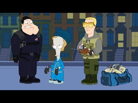 American Dad Season 14 Episode 4 WatchFULL