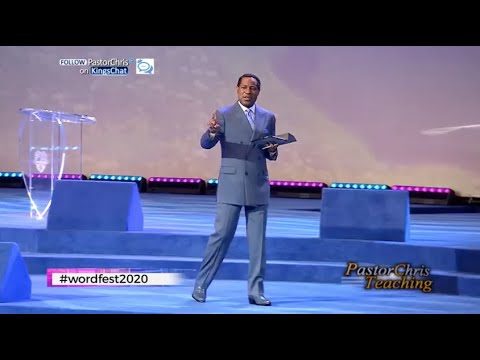 Pastor Chris:: 7 Facts of the Higher Life Part 1 #WordFest
