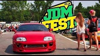 JDM FEST 2014, biggest JDM show in Canada! @ Autodrome St-Eust...