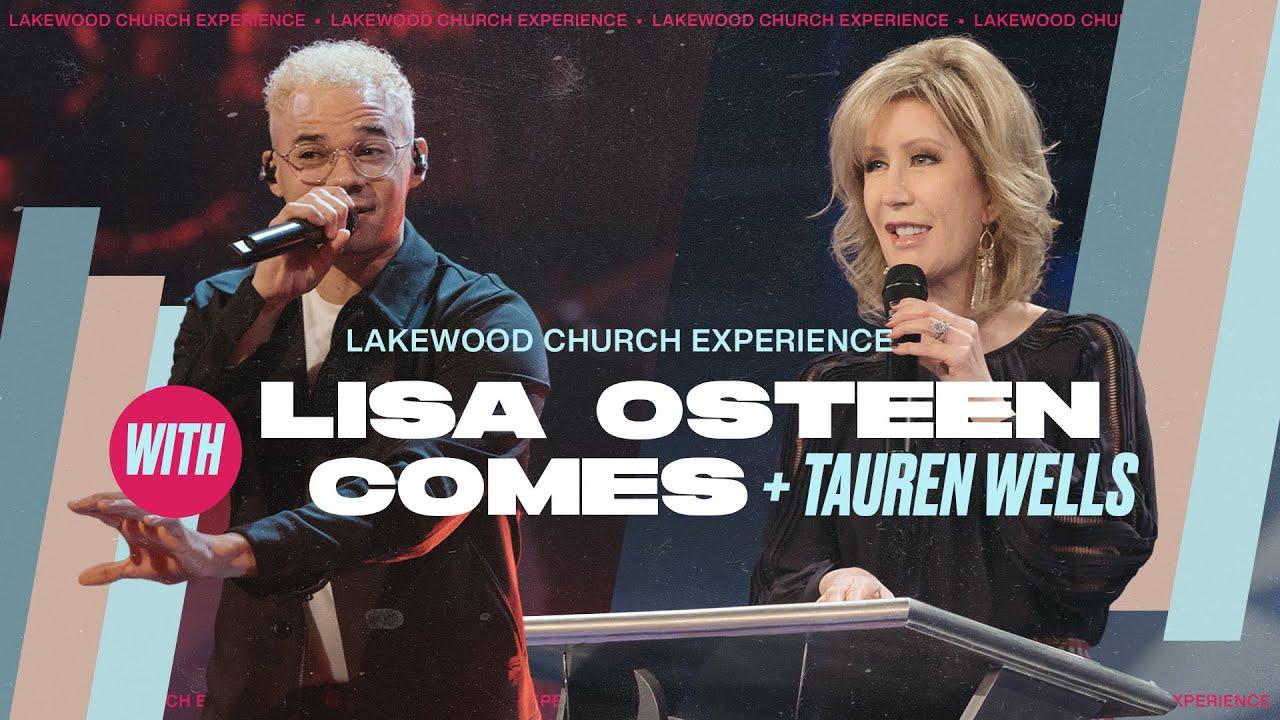 Joel Osteen Sunday Live 5 September 2021 Service at Lakewood Church