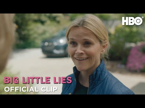 Big Little Lies: Madeline and Mary Louise Talk in the Driveway (Season 2 Episode 2 Clip) | HBO