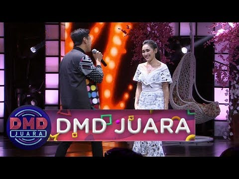 Duet Eksklusif!! Fandi Ft  Ayu Ting Ting [TUJHE DEKHU TO] Part 4 - DMD Juara (17/10)