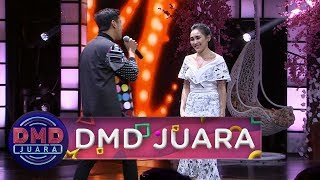 Video Duet Eksklusif!! Fandi Ft  Ayu Ting Ting [TUJHE DEKHU TO] Part 4 - DMD Juara (17/10) MP3, 3GP, MP4, WEBM, AVI, FLV Juni 2019