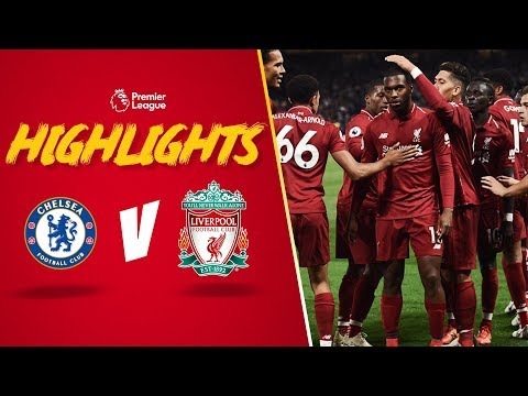 Video: Highlghts: Chelsea 1-1 Liverpool | Sturridge Stunner at the Bridge