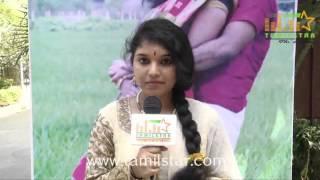 Anu Krishna at Vella Kaakka Manja Kuruvi Movie Audio Launch
