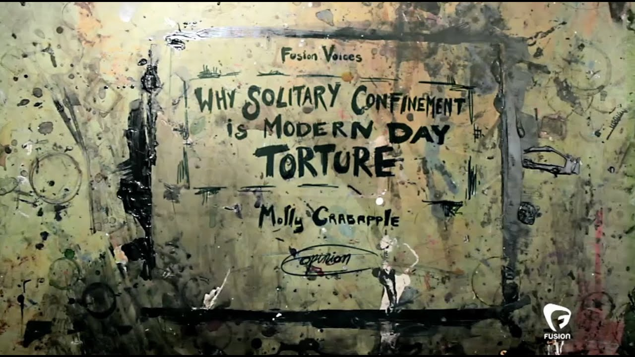 Artist Molly Crabapple : Why Solitary Confinement is Modern Day Torture |