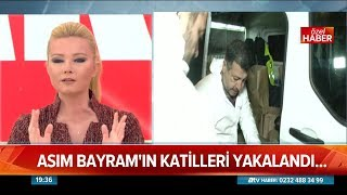 Asım Bayram'ın katilleri yakalandı - Atv Haber 13 Mart 2019