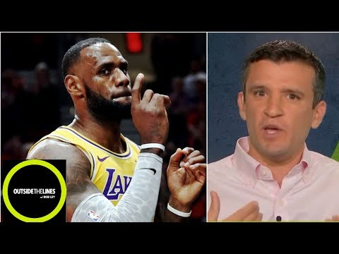 Video: Lakers' rough start in LeBron James era not 'panic time' - World Wide Wob | Outside the Lines