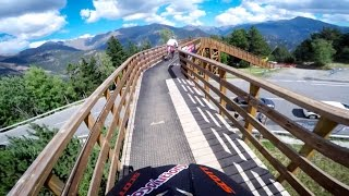 Watch UCI MTB's Fastest DH Riders Compete LIVE in Andorra 9/3 on Red Bull TV: http://win.gs/UCIAD Claudio Calouri is always...