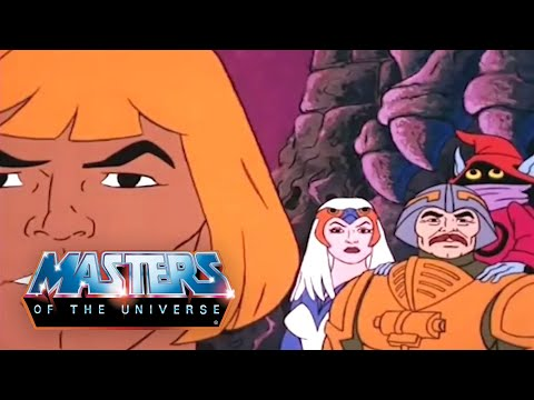 He Man Official | The Cosmic Comet- 1ST EVER He Man Episode! | Full Episode | Videos For Kids