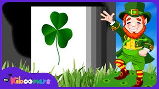 St Patrick's Day Song | Leprechaun | Kids Song | The Kiboomers