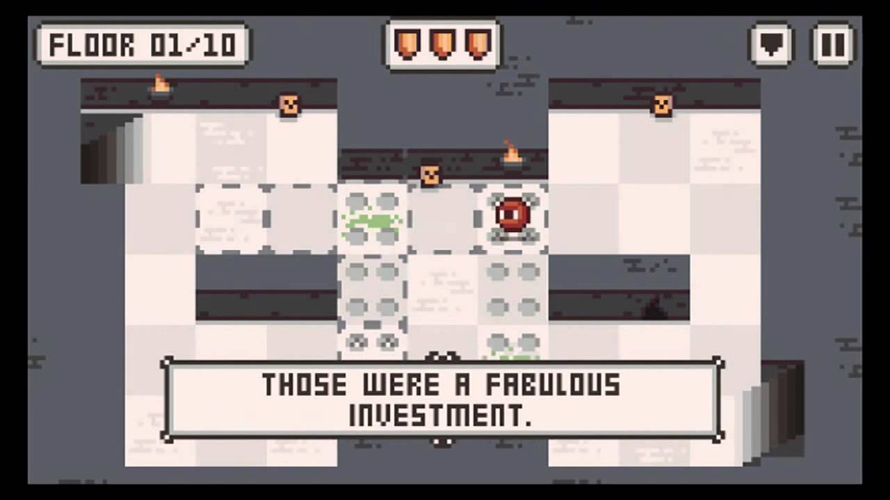 GDC 2015: Hands-On with 'MicRogue', a Micro Roguelike