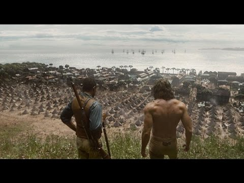 The Legend of Tarzan - Final Fight Scene