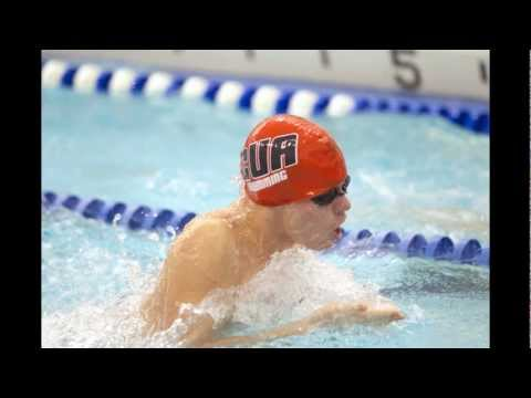 2012-13 CUA Men's and Women's Swimming