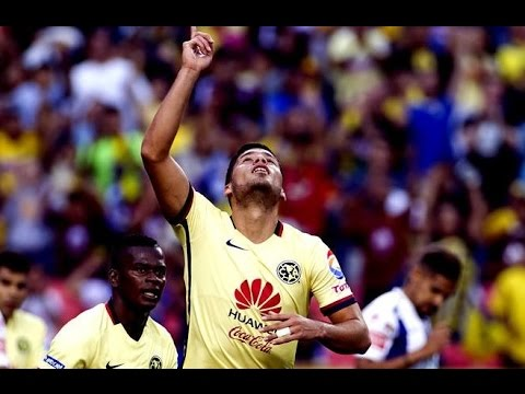 Bruno Valdez, debut y gol en América