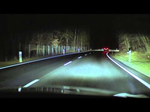 LED-Scheinwerfer mit Fernlichtassistent