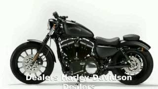 6. 2009 Harley-Davidson Sportster Iron 883 - Features, Specification