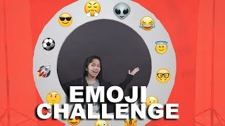 Video EMOJI CHALLENGE With Fateh Halilintar MP3, 3GP, MP4, WEBM, AVI, FLV Maret 2018
