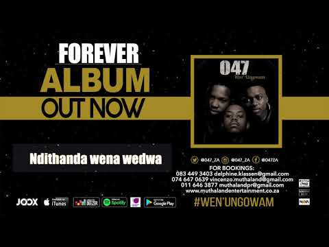047 - FOREVER (Official Audio)