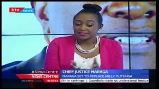 NewsCenter: Analysing Chief Justice Maraga part 1 19/10/2016