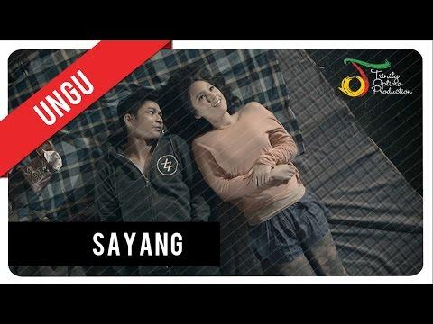 UNGU - Sayang | Official Video Clip