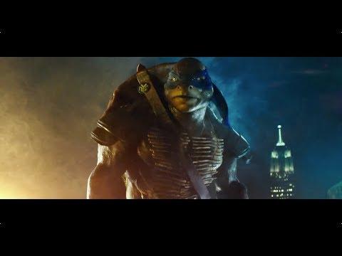 Teenage Mutant Ninja Turtles FIRST TRAILER