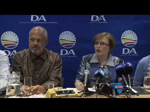 Gemengde reaksie op Zille-besluit / Mixed reaction to Zille's decision