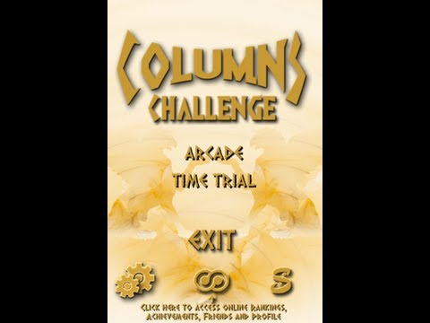 Video of Jewels Columns (match 3)