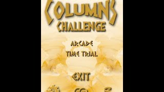 Jewels Columns (match 3) YouTube video