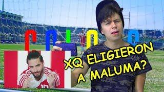 Video Reacción a MALUMA - COLORS Canción del Mundial | #PoYorch MP3, 3GP, MP4, WEBM, AVI, FLV Juni 2018