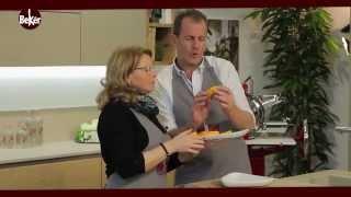 Ospite in Cucina - ZUCCA AL FORNO e BOCCONCINI DI POLLO con Laura Baradel