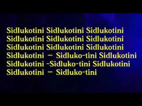 Riky Rick - Sidlukotini lyrics 2016