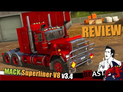 MACK Superliner V8 [v3.4] v1.28.x