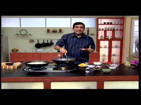 Shezwan Chilli Potatoes by Sanjeev Kapoor