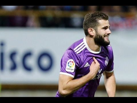 Nacho Incredible Bicycle Goal Vs Cultural Leonesa HD