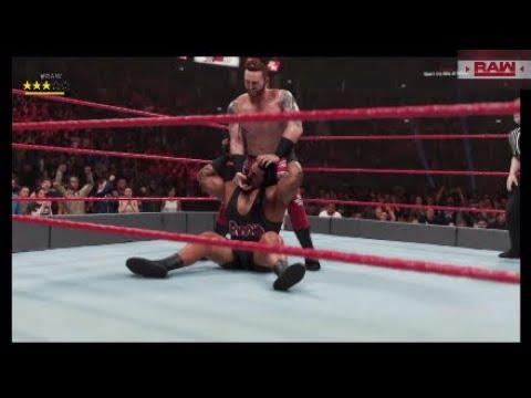 Heath Slater vs. Rhyno | WWE RAW: December 3, 2018