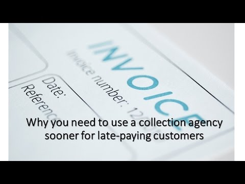 Why It's Important to Use a Collection Agency Sooner
