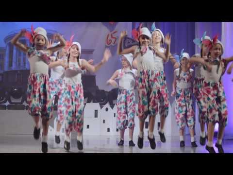 Праздничный концерт, посвященный 65 летию ДК Магнезит