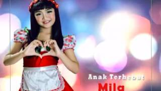 ANAK TERHEBAT-ALBUM THE BEST MILA VOL.4-MARINDA RECORD