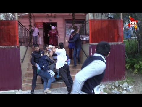 Съемочную группу программы «Ревизорро» избили в Салехарде (видео)