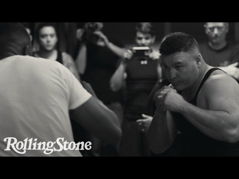 Step Inside a Real Bare-Knuckle Boxing Fight with Bobby Gunn