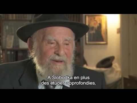 Le Rabbin Yitzhak Elhanan Gibraltar décrit l'univers des yeshivot à Kovno, Lituanie